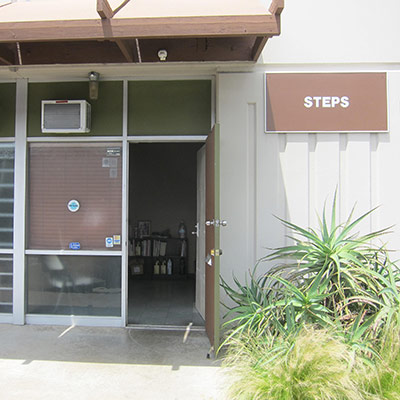 steps automotive shop